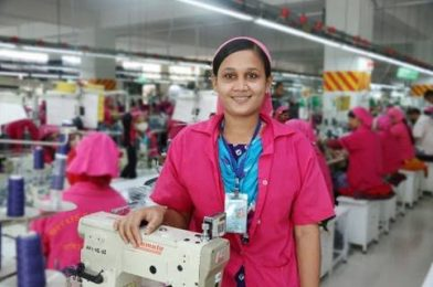 Bangladesh restarts garment industry after lockdown