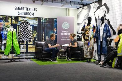 How can textile trade shows be digitalized?