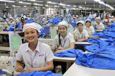 The possibility of Vietnam Textile & Garment industry to advance next level